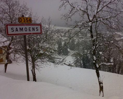 seasonaire accommodation in Samoens