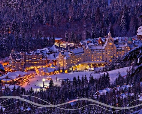 Seasonaire accommodation in Whistler