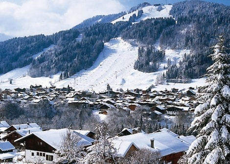 Seasonaire acommodation in Morzine
