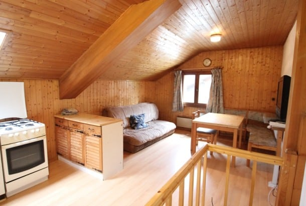 Seasonal accommodation in Morzine (9)