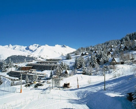 seasonaire accommodation in les arcs